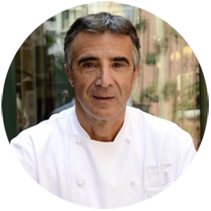 Chef Alain Poletto