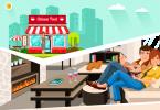 embalagem para restaurante e fast foods