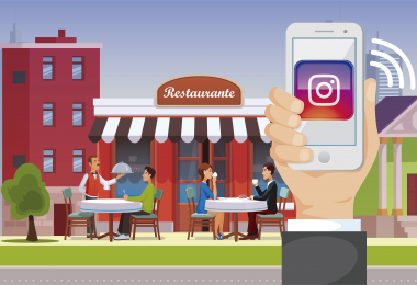 marketing para restaurantes instagram