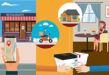 embalagens para delivery