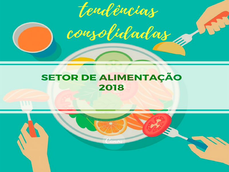 setor alimentacao 2018