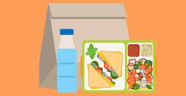 embalagem de comida para grab and go