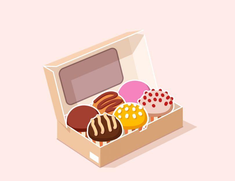 embalagens para doces