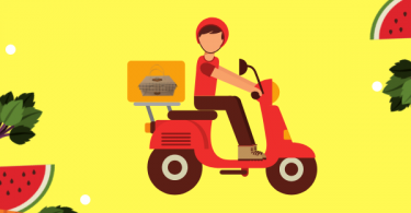 delivery comida vegetariana
