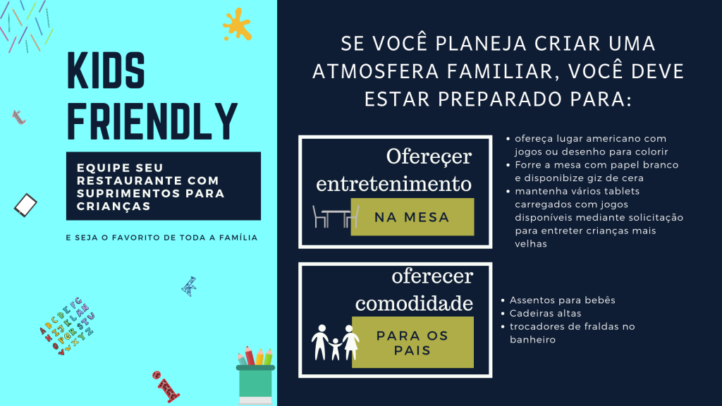 restaurante kids friendly
