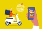 Uber Eats e mobilidade urbana em food service