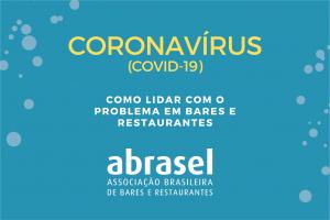 COVID-19: Como lidar com o problema em Bares e Restaurantes