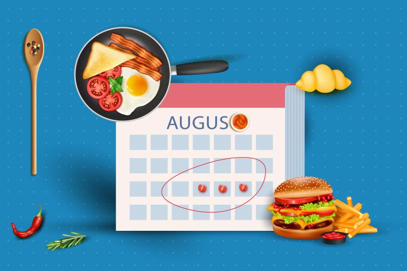 datas comemorativas para promover restaurantes