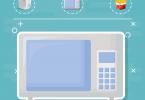 embalagem para forno e micro-ondas