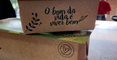 embalagem sustentável